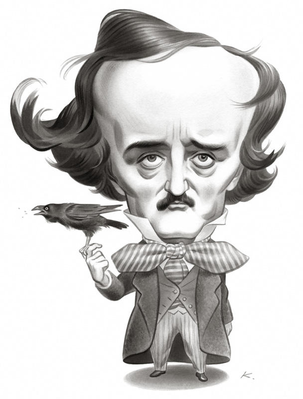 EDGAR ALLAN POE / The Big Read