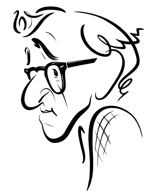 WOODY ALLEN / Reader's Digest