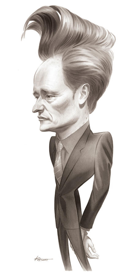 CONAN O'BRIEN / Smithsonian Online